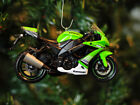 Kawasaki ZX-10R Motorcycle Christmas Ornament Black Friday Cyber Monday Deal!