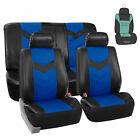 Pu Leather Seat Covers For Auto 7 Colors Universal Fitment W Free Gift