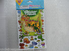 DINOSAURS Laser Stickers and Album Set NIP 50 Pieces