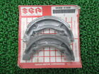 SUZUKI Genuine New Street Magic II Rear Brake Shoe 64400-41830 TR50 7011