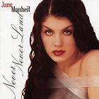 **DISC ONLY** Never Never Land by Jane Monheit (CD, May-2000