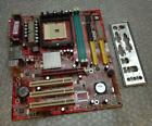 MSI MS 7181 VER10 Socket 754 Motherboard System Board with Back Plate