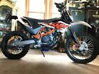 2016 KTM 690 Enduro R Front And Rear Wheel