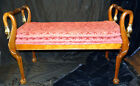 Baker Furniture 1516 Swan Neck Bench Collector's Edition