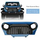 97 06 TJ JEEP WRANGLER GLADIATOR VADER Angry Bird Grill Gloss Blue