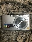 Panasonic LUMIX DMC-FX35 10.0MP Digital Camera Silver