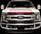 2017 2018 Ford Super Duty Grille Insert Letters Hood F-250 F-350 F-450 Vinyl