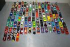 Hot Wheels Die Cast Car Lot of 118 Loose Cars Mid 70s Early 00s