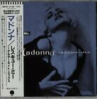 MADONNA Rescue Me Alternate Mix 1991 OOP CD Japan Only From japan