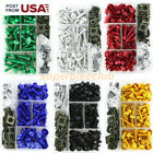 Alloy Fairing Bolt Kit Bodywork Screws For SUZUKI AN400 AN250 AN650 UH125 UH200