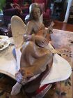 LLADRO LIMITED EDITION FIGURINE ETHEREAL MUSIC RARE