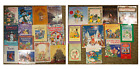 25 Childrens Christmas Picture Book Lot Nativity Advent Reading Santa Snowman