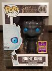 FUNKO POP GAMES OF THRONES NIGHT KING SDCC 2017 RARE! SOLD OUT GOT - IN HAND