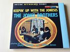 THE JONES BROTHERS KEEPIN' UP WITH THE JONESES AUDIOPHILE VERVE ELITE EDITION