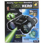 Night Hero Binoculars by BulbHead 10x Magnification 40mm Lens 24979