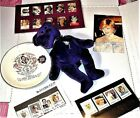 Princess Diana William 1982 birth plate collection Beanie Baby stamps post card