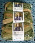 NEW Red Heart Boutique Sashay Yarn Conga Package of 3