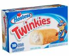 Hostess Twinkies Pack of 10 Individually Wrapped Cakes 385g