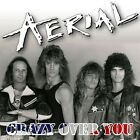 Aerial - Crazy Over You CD Lost City Cirkus Glam Hard Rock Hair Metal 80's
