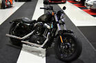 2016 Harley-Davidson Sportster  2016 SPORTSTER FORTY-EIGHT XL1200 4469 MILES BLACK CUSTOM EXHAUST SERVICED