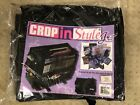 Crop Is Style Jr Sticker Binder Organizer Tote Scrapbooking Black New