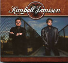 KIMBALL JAMISON  S/T  CD / DVD /  DIGIPAK  /  TOTO & SURVIVOR