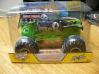 2013 Grave Digger Monster Jam Truck Yellow box trim Kmart purchased 1 24