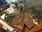 Lot of Antiques Silver Old Stuff