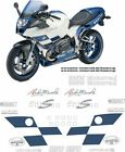 BMW R1100 S Boxer Cup 2004 full replacement Decals Stickers