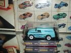 Hot Wheels Sizzler 1 OF 1 55 Turquoise Chevy Panel Wagon Runs Great