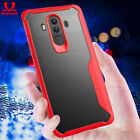 Hybrid Hard Phone Clear Glossy Case Cover For Samsung Galaxy Note 9 A7 S8 Plus