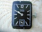 LECOULTRE REVERSO 1934 ORIGINAL MOVEMENT, DIAL, HAND, PART CASE, WORKING ORDER