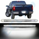 White Trailer Truck RV Stop/Tail/Rear/Brake/Turn Light Bar Waterproof 17