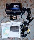 Panasonic Lumix DMC-FS5 Wide Angle Lens Compact Digital Camera