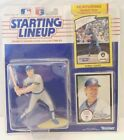 Robin Yount Starting Lineup 1990 Sports Action Figure 2 Cards Milwaukee Brewers