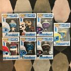 Funko Pop The Smurfs Complete Collection Lot of 7