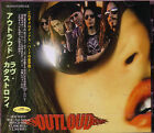 OUTLOUD Love Catastophe + 1 JAPAN CD Firewind Bob Katsionis Taz Taylor Band Nile