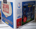 Panini FIFA World Cup Russia 2018 Stickers pink backsides 670 version box (50)