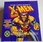 1992 X-Men Series 1 Trading Card Factory Sealed ONE 1 Box Marvel Impel Jim Lee