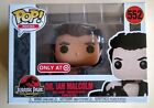 Funko Pop #552 Jurassic Park Dr. Ian Malcolm Wounded Target Exclusive W Protect