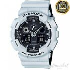 CASIO GA-100L-7A G-SHOCK Analog Digital white Men's watch F/S from JAPAN