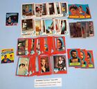 SUPERMAN The Movie Trading Card set Complete Series 1 & 2 w stickers Topps 1978