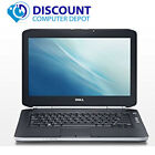 Dell Laptop i5 Latitude Windows 10 Win HD PC Intel CPU 25GHz 4GB 320GB HDMI DVD