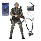 18cm NECA Alien James Cameron Alien Director Action Figure model Toy
