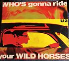 U2 Who's Gonna Ride Your Wild Horses 1992 UK CIDX550 MINT- PHOTOS Disc EX MINT-