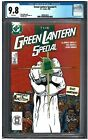 GREEN LANTERN SPECIAL #1 CGC 9.8 (1988) DC white pages