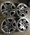 Acura CL w Silver Pockets 16 inch OEM Wheel S 1999 42700SY8A11 Set Of 4