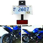 For 2017-2019 Kawasaki Z650 Ninja650 Rear Tail Tidy License Plate Holder Bracket