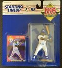 1995 Cliff Floyd Starting Lineup Card/ Figure/Display Box Mint
