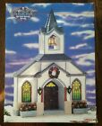 Lemax Memory Makers Collection-The Church Model No. 77069 1997 Christmas Village